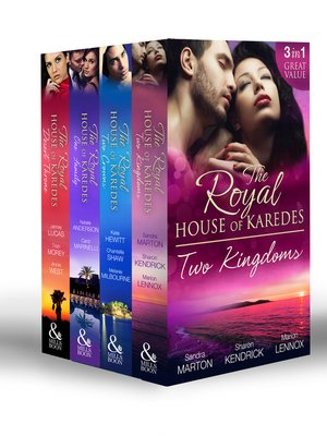 cover image of The Royal House of Karedes Collection Books 1-12